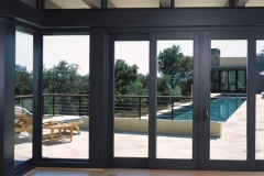 Patio Glass door