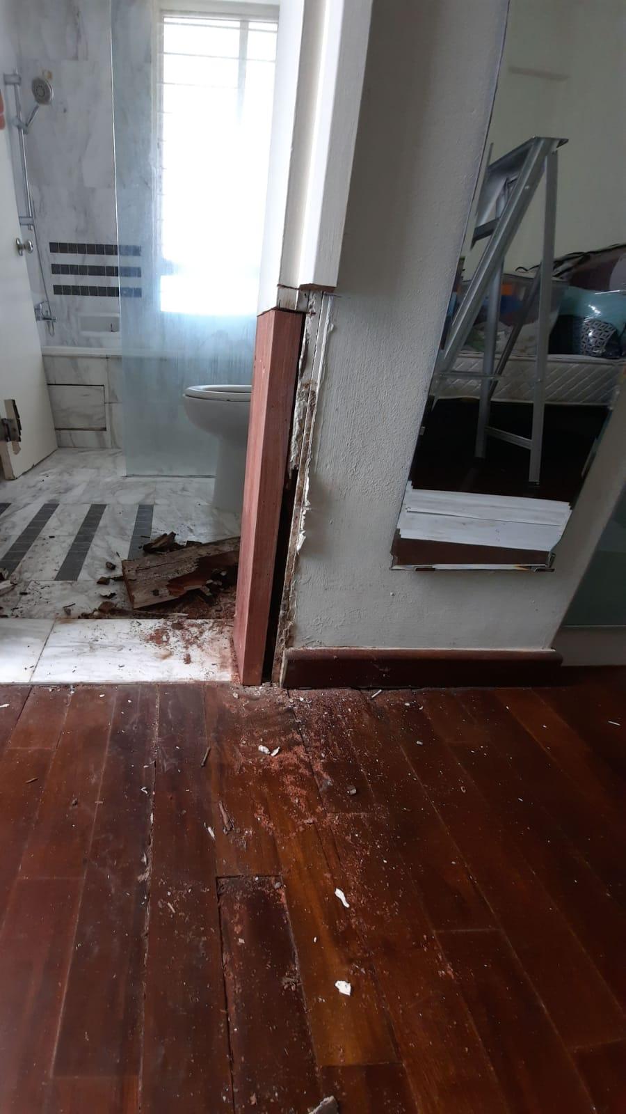 Rotten Door Frame Repair Singapore Door Repair Service