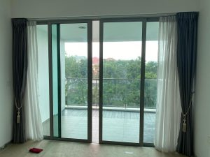 balcony sliding door